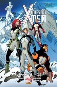 Livro Novissimos X-Men Novos Rumos Panini