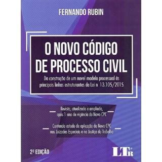 NOVO CODIGO DE PROCESSO CIVIL, O - LTR