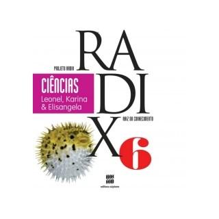 PROJETO RADIX CIENCIAS - 6 ANO - SCIPIONE