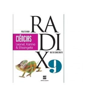 PROJETO RADIX CIENCIAS - 9 ANO - SCIPIONE