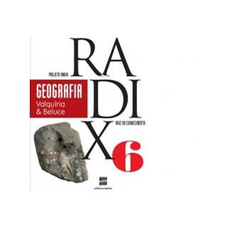 PROJETO RADIX GEOGRAFIA - 6 ANO - SCIPIONE
