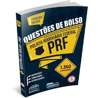 QUESTOES DE BOLSO - 1360 QUESTOES GABARITADAS PRF - ALFACON