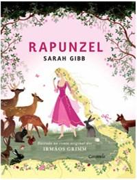 Livro Rapunzel Caramelo