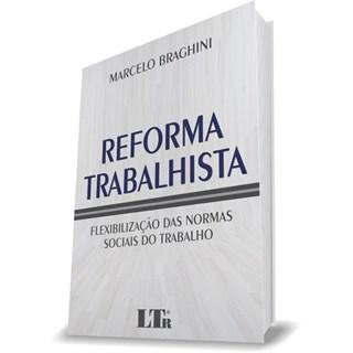 REFORMA TRABALHISTA - FLEXIBILIZACAO DAS NORMAS SOCIAIS DO TRABALHO - LTR