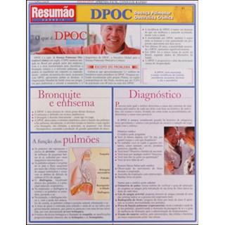 Resumão - DPOC - Doença Pulmonar Obstrutiva Crônica - Grahn