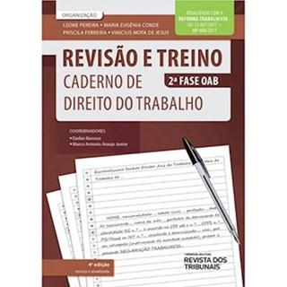 REVISAO E TREINO 2 FASE OAB - CADERNO DE DIREITO DO TRABALHO - RT