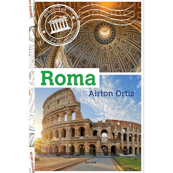 4a4d5b4c14ab ROMA - BENVIRA - Livraria Florence