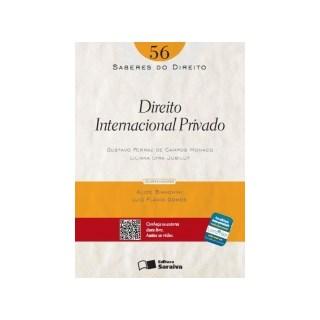 SABERES DO DIREITO 56 - DIREITO INTERNACIONAL PRIVADO - SARAIVA