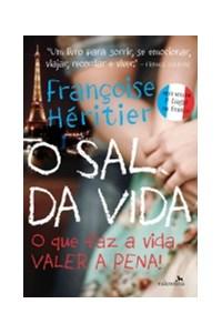 Livro Sal Da Vida, O Valentina