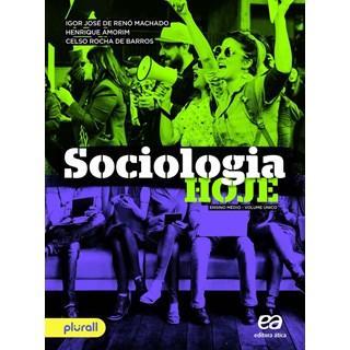 SOCIOLOGIA HOJE - ATICA