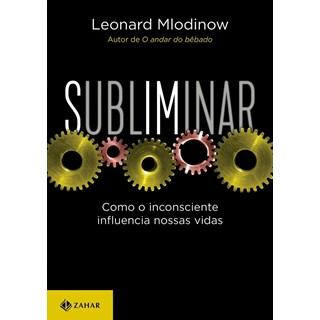 SUBLIMINAR - EDICAO COMEMORATIVA DE BOLSO - ZAHAR
