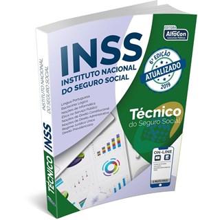 TECNICO DO SEGURO SOCIAL INSS 2019 - ALFACON