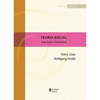 TEORIA SOCIAL - VOZES