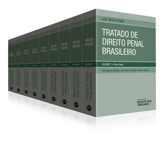 TRATADO DE DIREITO PENAL BRASILEIRO - 9 VOLUMES - RT