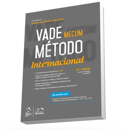 Vade Mecum Internacional - Método
