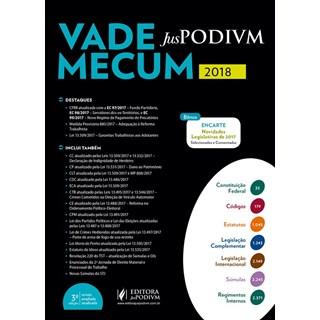VADE MECUM - JUSPODIVM - 3ED