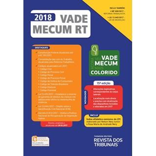 VADE MECUM RT 2018 - RT - 15ED